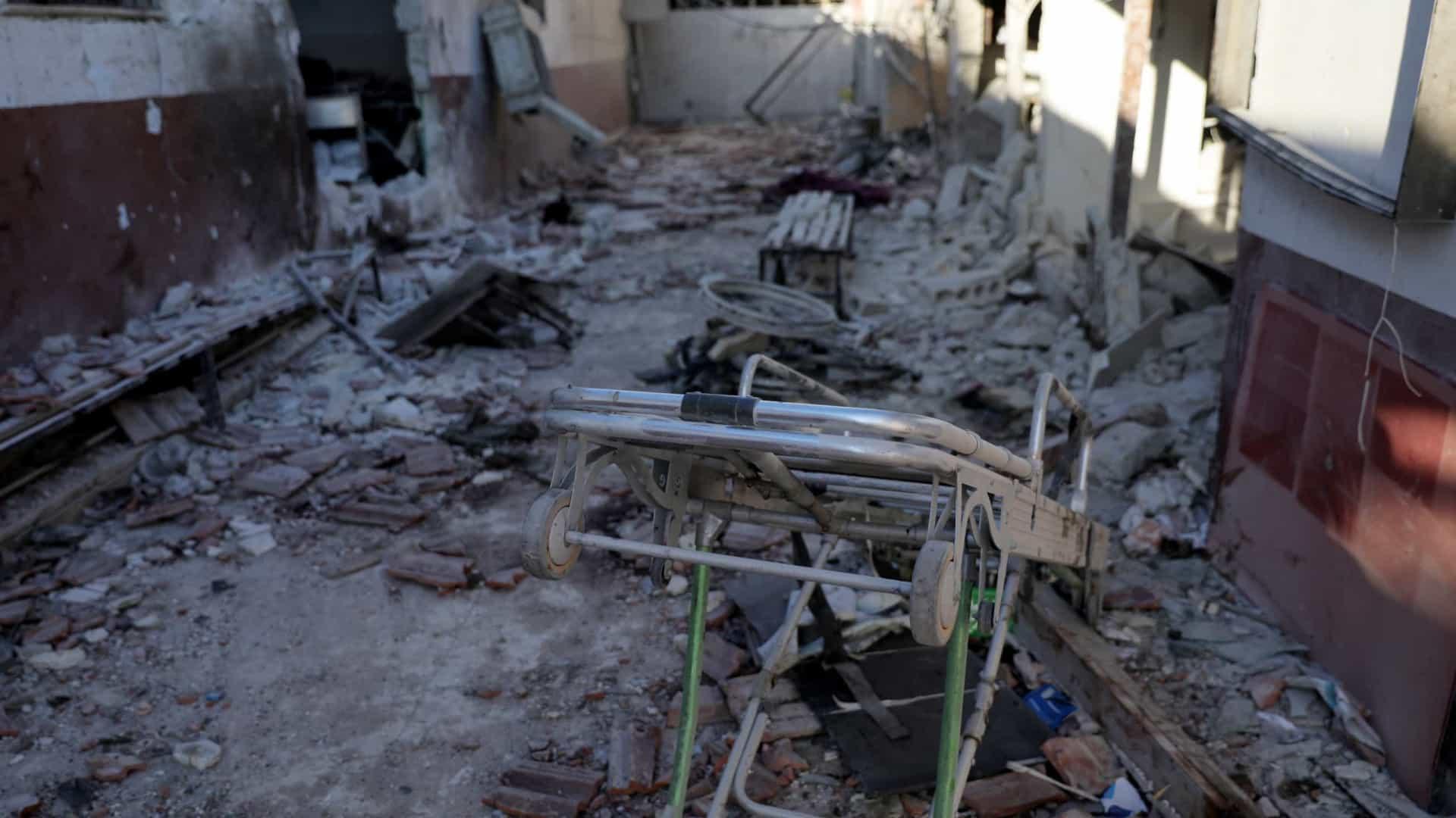 Síria: Três crianças entre sete civis são mortos em ataque do Governo