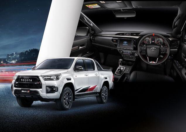 Nova Toyota Hilux GR Sport 2022 é lançada e deve chegar em 2022