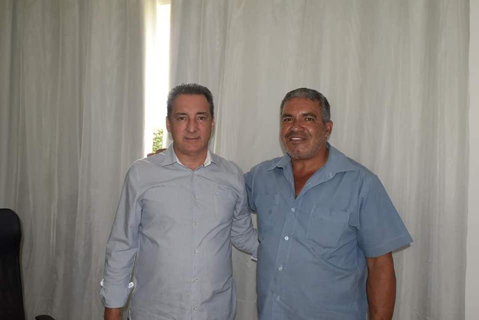 Deputado João Magalhães recebe lideranças representantes de instituição em seu gabinete regional em Manhuaçu