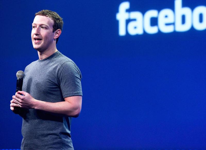 Com queda das ações do Facebook, Mark Zuckerberg perde quase US$ 6 bilhões em um dia