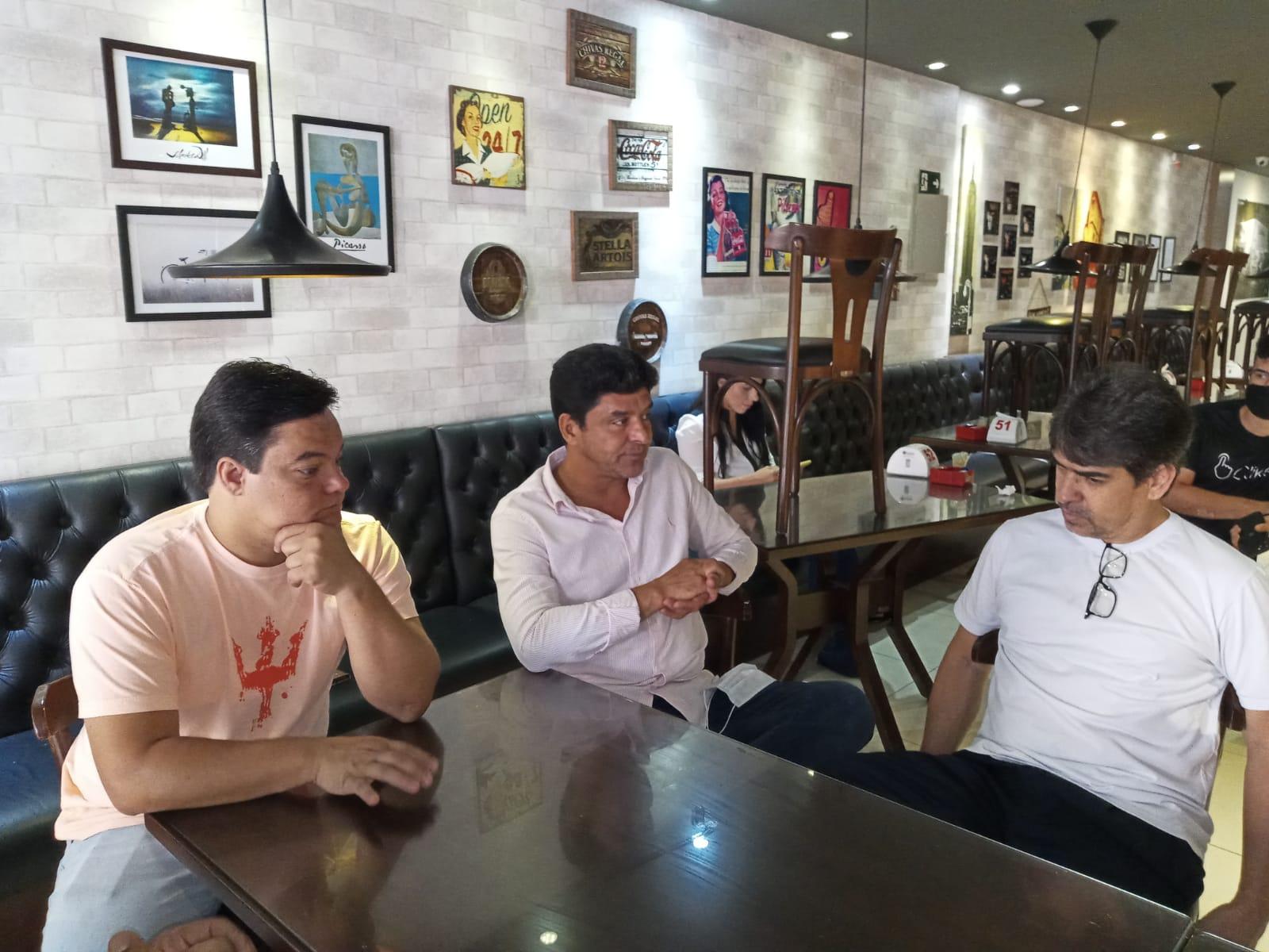 Deputado Estadual Dr. Wilson Batista visita Manhuaçu e se reúne com lideranças políticas