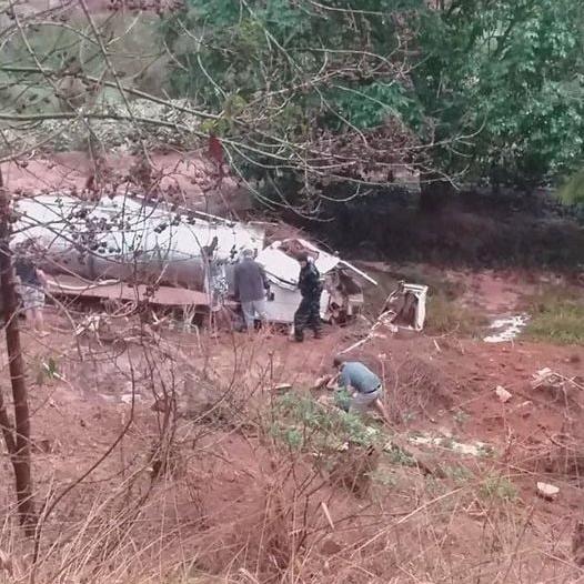Acidente na MG 108 faz uma vítima fatal